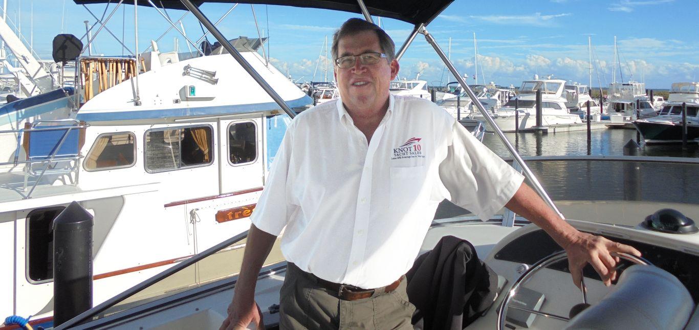 Captain Ken Gimbel