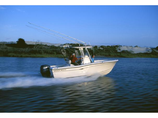 2006 Grady-White Fisherman 222