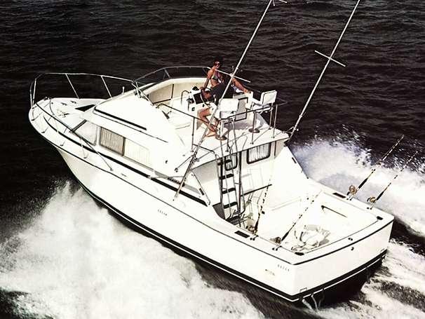 1989 Bertram 33 Sport Fisherman