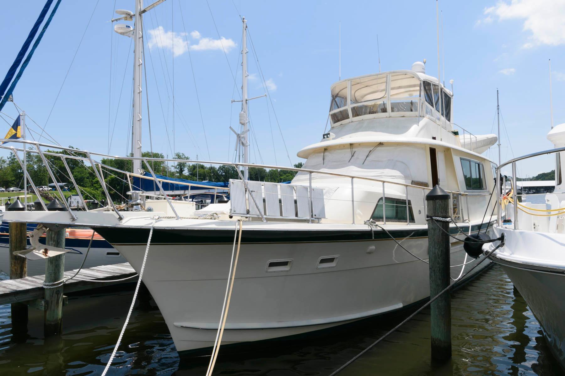 1980 Hatteras 58 Motor Yacht