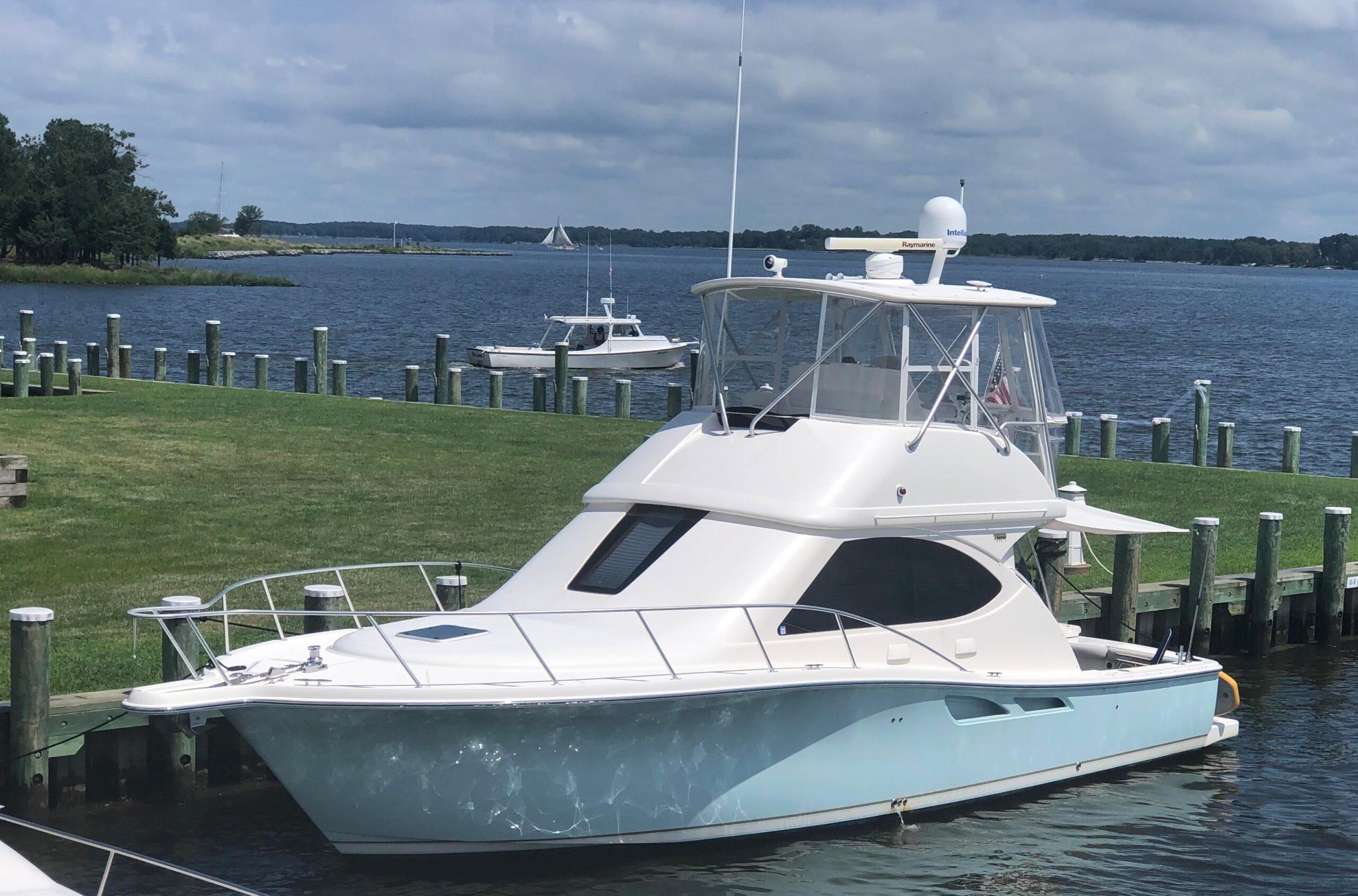 2007 Tiara Yachts 3900 Convertible